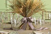 Wedding tables / by Olga Franco