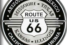 "✩Route 66 the route from IL to CA. A time when EVERYONE dared to DREAM BIG! A time that defined USA✩ / Corp. were born/jobs were plentiful benefits were provided at no cost & everything was ""MADE IN AMERICA"". In the late 70""s those BIG Corps & their GREED started slowly KILLING the ""MC"". A time when they took pride that their products were ""MIA""...now everything is Made in Off-Shore Countries like China. They once reinvested in their community now those profits go offshore & their products/services are Crap!"