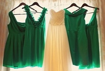 Green With Envy / Emerald is the 2013 Pantone Colour of the Year - Green Wedding Ideas from Best for Bride The Best Bridal Stores | www.bestforbride.com