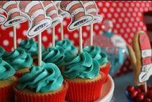 Dr.Seuss Party / Dr. Seuss Party inspiration