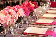 Pretty In Pink / Pink Wedding Ideas from Best for Bride The Best Bridal Stores | www.bestforbride.com