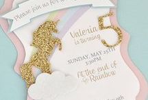Invitations / Different invitation styles and ideas