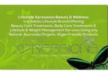 Lifestyle Xpressions Beauty & Wellness, Inc., My Work / Lifestyle Xpressions Beauty & Wellness is a Holistic Lifestyle Brand offering Beauty & Body Care Treatments along with Lifestyle & Weight Management Services ht / by Lifestyle Xpressions Beauty & Wellness