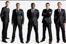 Men: Residency Interview Wear / Interview dress for residency tends to be more formal than employment interviews. A black, blue or grey business suit is the norm.  Have questions? Email us at ocpd@ucsf.edu. Want more help? Visit career.ucsf.edu.