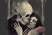 Skulls!!! / by Debra Rivera