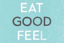 Eat clean  / by Rianne van Boxtel