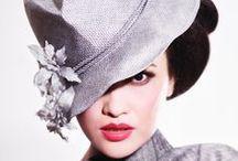 Silver Hats by Mademoiselle Slassi