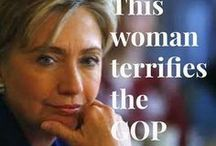 PEOPLE: Hillary / by Diane Davis