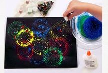 Create with your kids at home