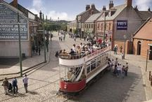 Beamish Town Life / The day to day hustle and bustle in Beamish Museum's 1900's Town Street.