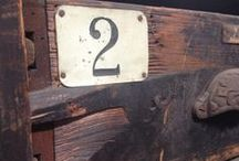 Beamish One to Ten & Down Again. / Numbers from objects all over the museum.