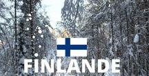 FINLANDE / Voyage en Finlande #Finland #finlande #laponie #lapland ★ LIEN ★→ http://www.bien-voyager.com/tag/finlande/