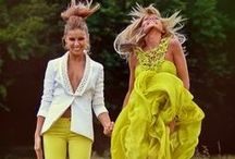 Crazy about Chartreuse!