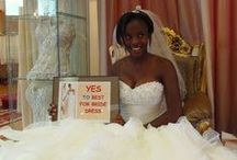 "YES to the Dress / Brides that said YES to their ""Best for Bride"" Dress! www.bestforbride.com"