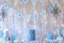 Frozen Party / Collection of Frozen Party Ideas