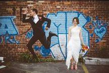Happy Wedding Clients