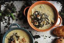 soup / by Megan Goossen