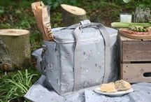 Picnic / A lovely selection of picnic ware from Sophie Allport for all your Summer outdoor dining needs!