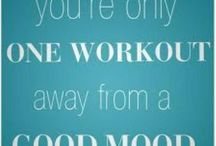 Daily workout / by Rianne van Boxtel