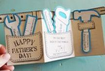 Fathers day gift and party ideas / Fathers day gifts, ideas, inspiration and party planning