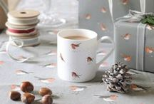 Robin & Mistletoe Collection