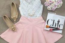 Fashion pieces / oblečení které se mi na první pohled Líbí, a chtěla bych si z něho vzít inspiraci.
