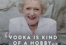 Vodka Made Me Do It / Delicious vodka drinks. Cocktails made with the universal liquor.