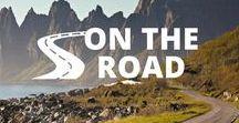 Routes inspirantes / les routes inspirantes du monde #Road #route #roadtrip #ontheroad #voiture #cartravel