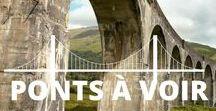 Pont à voir / Les ponts qui inspirent #pont #bridge #brautifulbridge