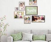 Wandgestaltung / Mach Deine Wand schöner! Hier findest Du Ideen und Inspiration rund um die Wandgestaltung. Ob Poster, Bilderrahmen, Leinwand oder Wandfarbe. So einfach peppst Du deine Wände auf.