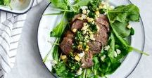 Beef Recipes / Versatile, easy beef recipes! Steak, slow cooker, salads and more