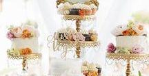 Cake stands / cake stands, cake stand ideas, cake stand diy, cake stand projects, cake display ideas, cake display inspiration, cake tables