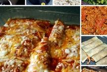 Mexican, Southwestern, & Tex-Mex Food / by Lilann Taylor