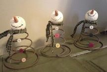 Cool Stuff to Make for Christmas / by Wendy Vincent