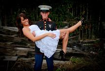 Marine Love ... / by Ashley Mills