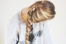 Hair Hair / by Lindsay Draughon