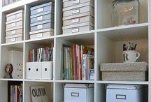 ORGANISE / Organising the home