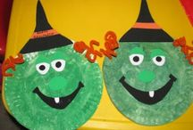 Halloween theme / by Deidra Howard
