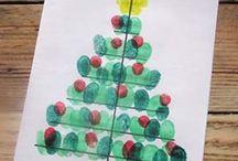 Christmas theme / by Deidra Howard