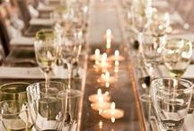 Tablescapes / Inspiration for your next event or get together! / by Dei Fratelli