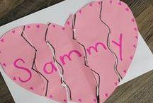 Valentine's Day theme / by Deidra Howard