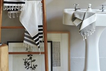 bathroom ideas / by Jessica Incorvaia
