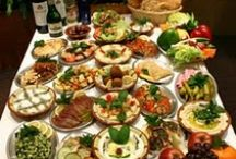 Middle Eastern food / by Renee Araj