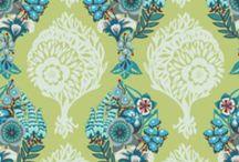 HOME DEC FABRIC / Fabrics for home décor - cushions, sofas etc