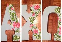 Big/Little Craftyness  / by Laura Nelson