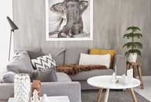 COLOR: Gray Home Decor / Gray Home Decor Ideas and Inspiration  Gray is a modern and chic neutral color for your home.  / by Carpet One