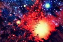 Weltall / Hier kommen schönen Foto's von Planeten, Sterne, Planetaren Nebeln und Galaxien