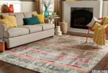 FLOOR: Area Rugs / by Carpet One