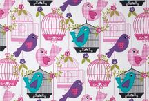 FABRIC ORDER # 2 / Fabrics I've ordered
