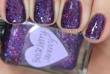✯ Nail Polish Wish List ✯ / Nail polishes I want to buy.